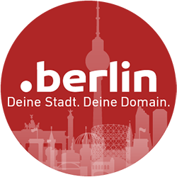 .berlin-Domain Logo